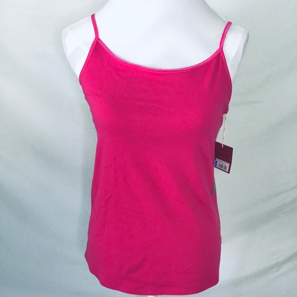 Mossimo Supply Co. Tops - Mossimo Pink tank top Sz L
